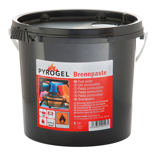 Pyrogel brandpasta in emmer 4 kilo