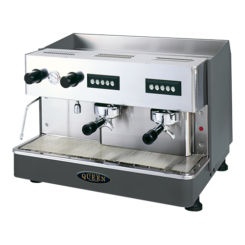 Coffee Queen Espressomachine met 2 groepen