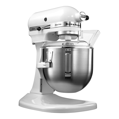 KitchenAid K5 Keukenmachine 5 liter wit
