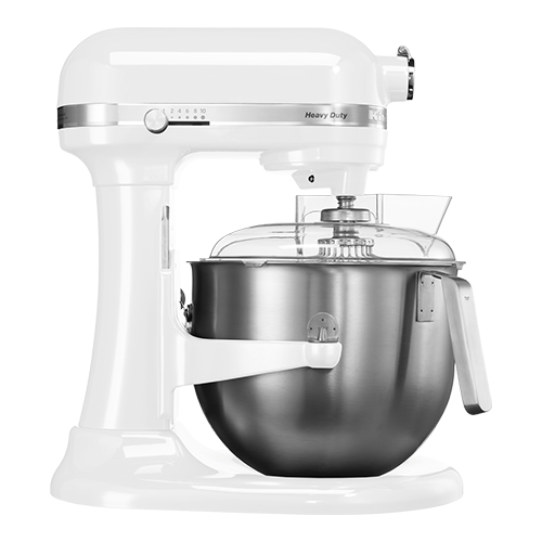 KitchenAid K7 Keukenmachine 6,9 liter wit Heavy Duty