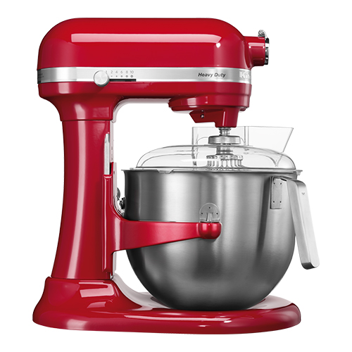 KitchenAid K7 Keukenmachine 6,9 liter rood Heavy Duty