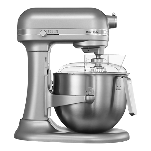 KitchenAid K7 Keukenmachine 6,9 liter metaalgrijs Heavy Duty