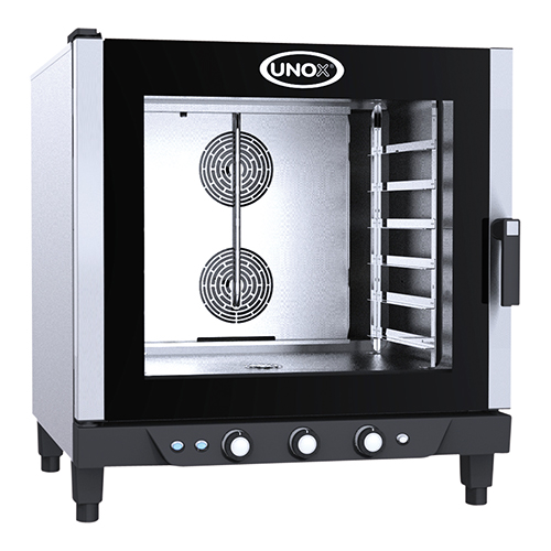 BakerLux Manual UNOX XB 693 Bake Off oven 6x 60 x 40 cm