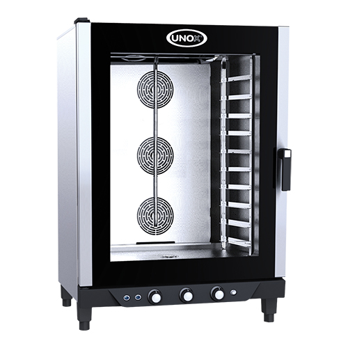 BakerLux Manual XB 893 UNOX Bake Off oven 10x 60 x 40 cm