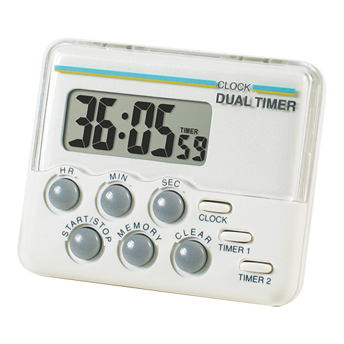 Multifunctionele timer/klok