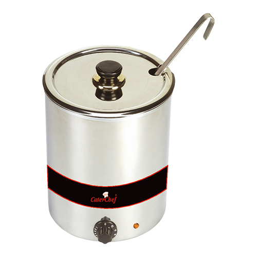 CaterChef RVS Foodwarmer/Soepketel 5,7 liter Ø 24 cm