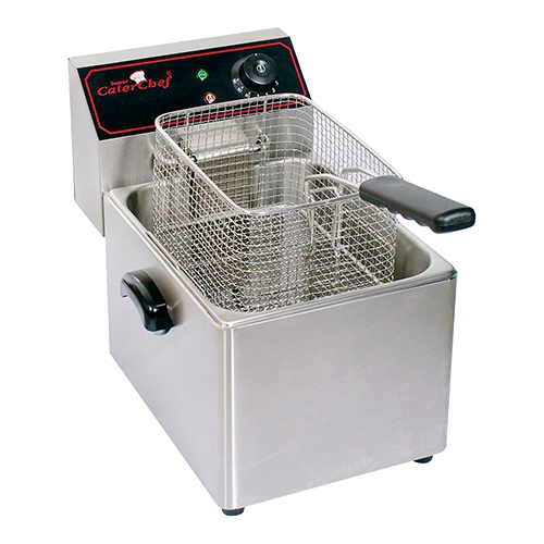 CaterChef Friteuse 8 liter