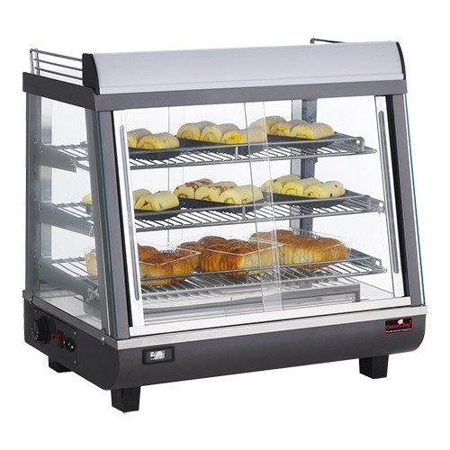 CaterChef Warmhoudvitrine