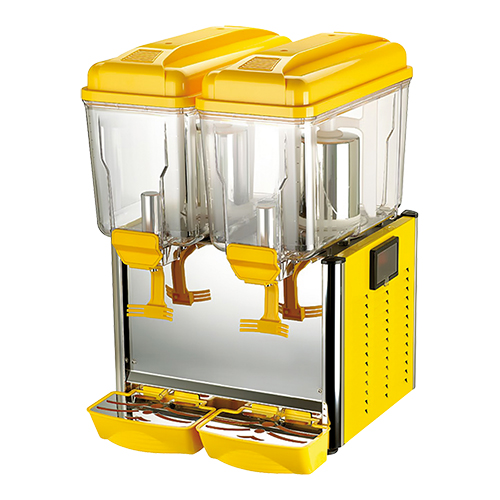 CaterCool Drankendispenser gekoeld 2x 12 liter
