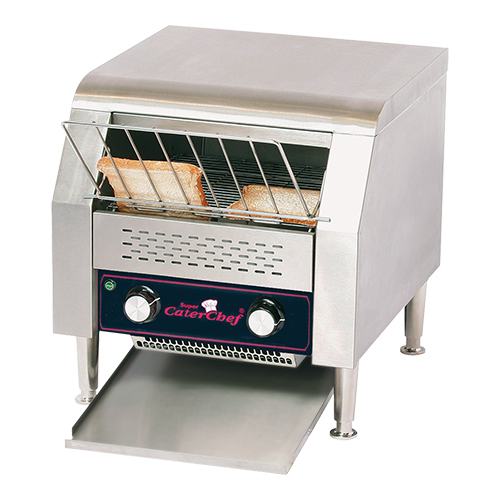 CaterChef Conveyor Toaster 200 capaciteit 500