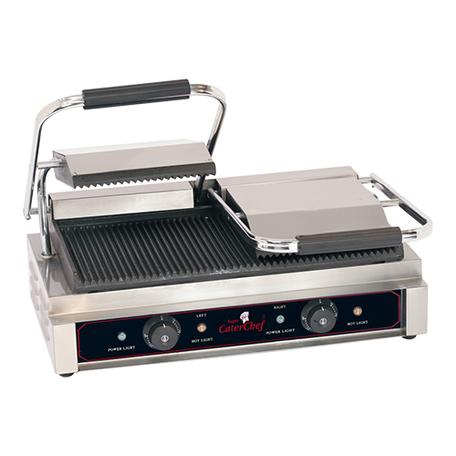 "CaterChef Contact Grill ""Duetto Compact"""