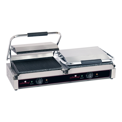 "CaterChef Contact Grill ""Duetto Grande"""