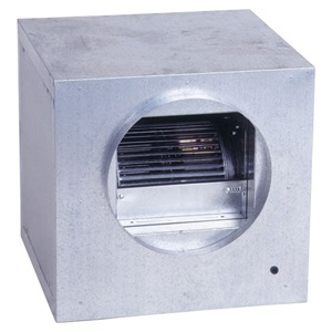 Combisteel Ventilator in box 7/7 - 1000 m³