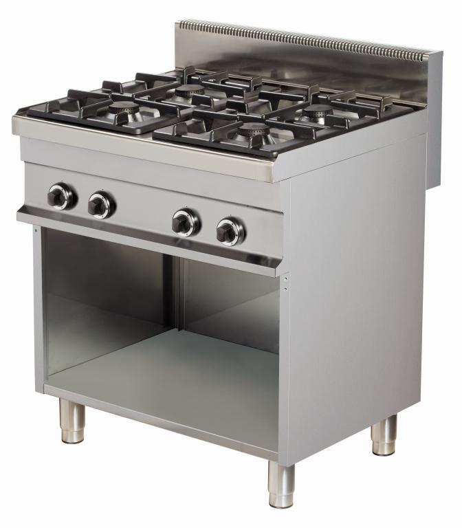 Voorkeur Horeca apparatuur webshop-nieuw-Kook en bakapparatuur-Fornuis-Gas &DH24