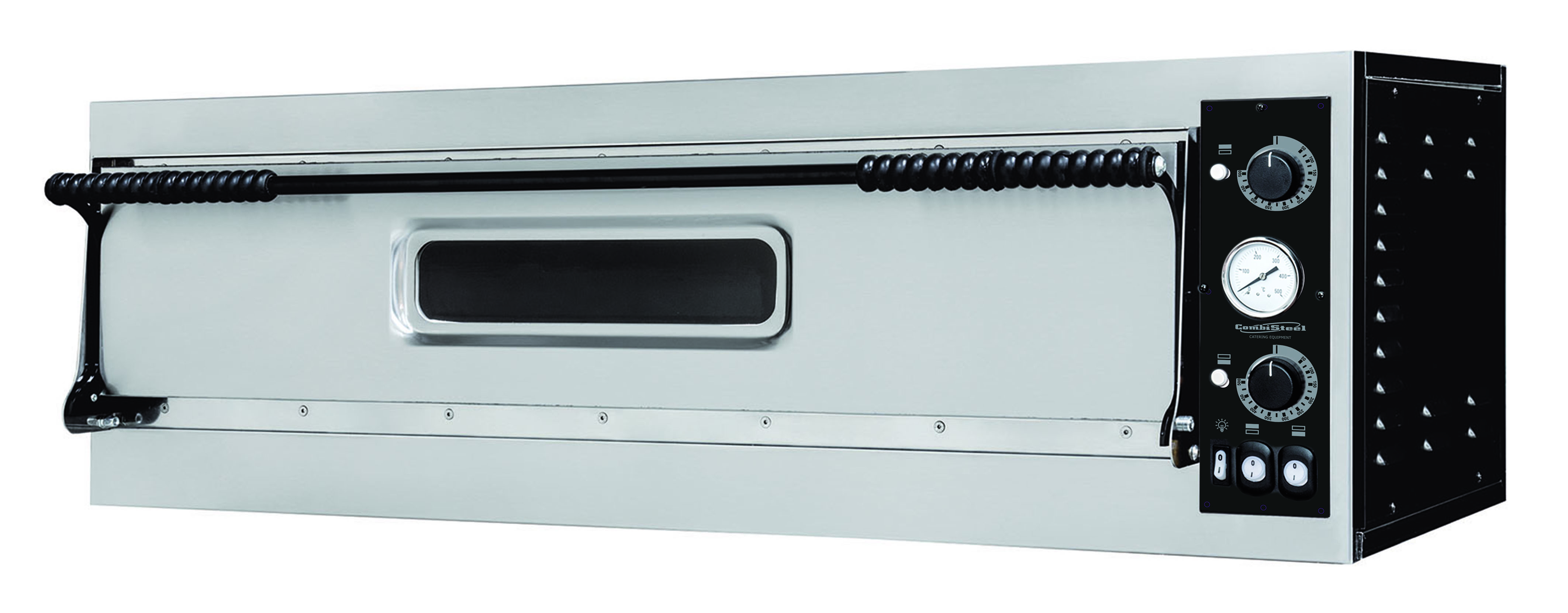 Combisteel D 600 Pizza Oven voor 3 pizza's Ø 35