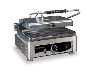 Combisteel Contact grill geribd/glad