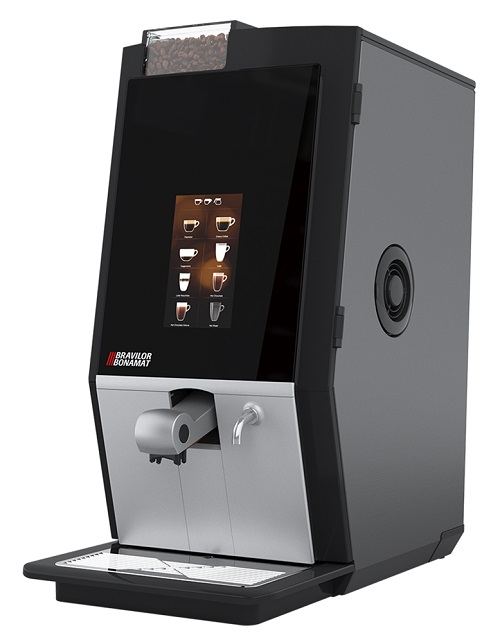 Bravilor Bonamat Espressomachine Esprecious 11 Stainless dark