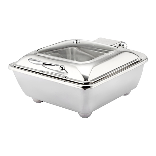 Chafing Dish 5,5 liter vierkant model