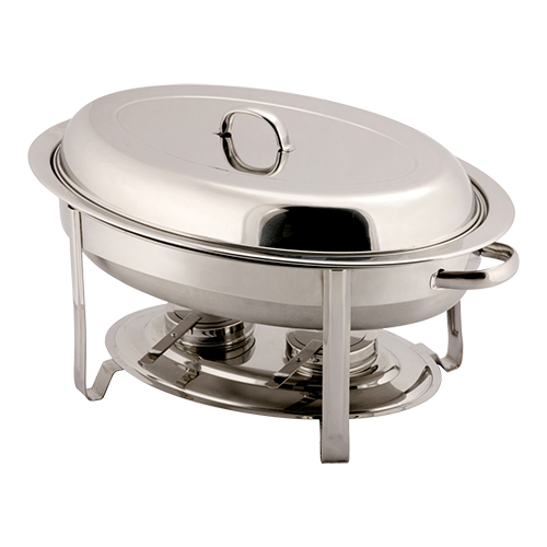 Ovale Chafing Dish