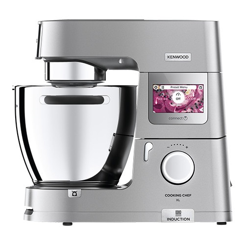 "Kenwood Inductie Keukenmachine ""Cooking Chef Major"" 6,7 liter"