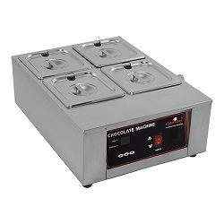 CaterChef Chocolade/Sauzen Warmer GN 2/3