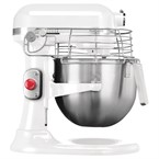 KitchenAid Professionele Mixer-Keukenrobot 6,9 liter wit