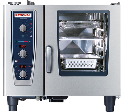 Rational Steamer CM 61 E
