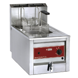 Diamond Friteuse op gas 12 liter - Top - Fryers Line Plus