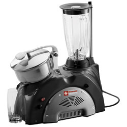 Diamond combi - fruitpers en mixer 1,5 liter