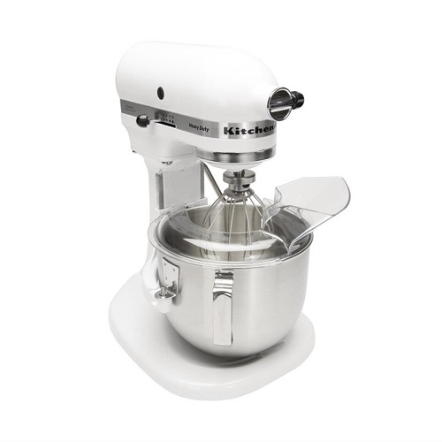 KitchenAid K5 Mixer-Keukenrobot 4,8 liter wit