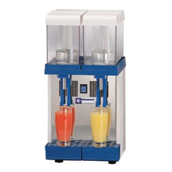 Diamond drank dispenser 2x 9 liter