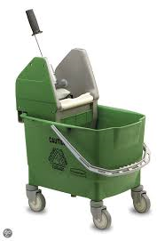 Rubbermaid mopemmer groen