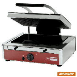 Diamond grill panini MEDIUM vitrokeramisch
