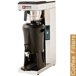 Diamond filter koffiemachine - 1 container-verdeler 2,5 liter
