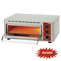 Diamond Elektrische Pizza Oven met 1 kamer - Pizza Quick