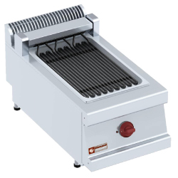 Diamond Elektrische Stoom-Grill 1/2 module